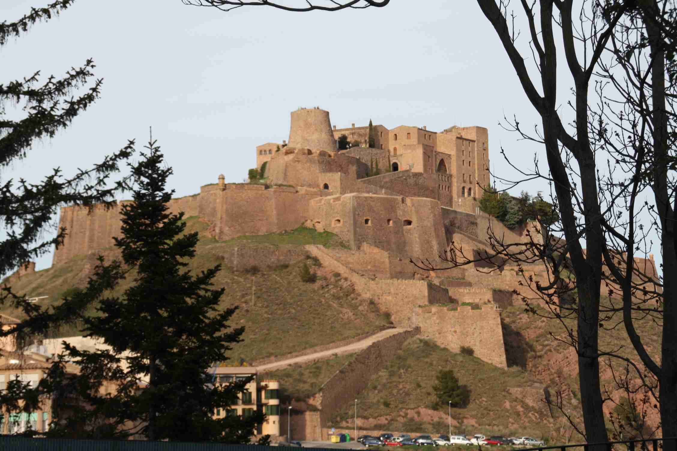 El Castell de Cardona (Cardona's Castle)